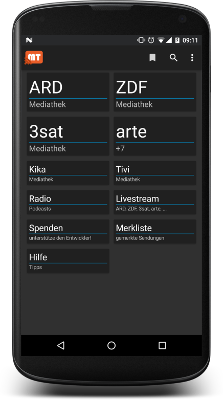 mediathek 3sat download